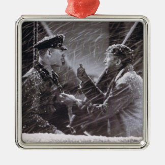 """Zuzu's Petals!"" - It's a Wonderful Life Metal Ornament"