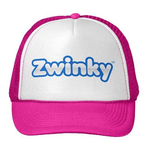 Zwinky Logo Hat - Pink