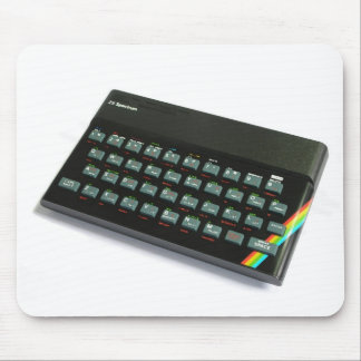 ZX Spectrum mouse mat