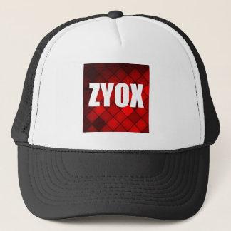 ZYOX Cap, Black Trucker Hat