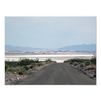 ZZYZX  Place in the desert near Baker CA. Photographic Print